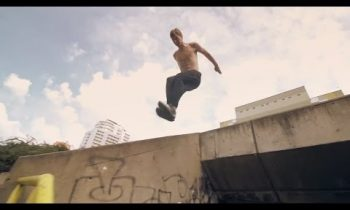 Parkour and Freerunning 2016 – Run the City