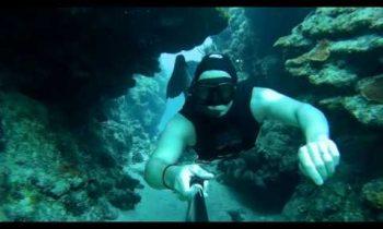 Breathless – Episode 2 – freediving in Roatan