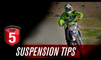 Top 5 MX Suspension Tips
