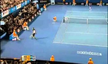 Federer vs Henin – Backhands