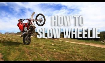 How to Slow Wheelie with Geoff Aaron || Dirt Bike Magazine