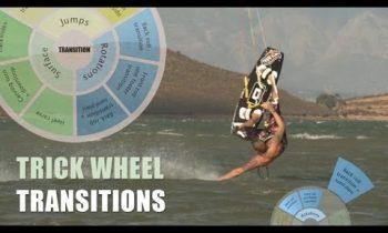 Trick Wheel – Transitions – Inspiration for Kitesurfing Tricks