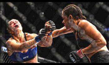 Ronda Rousey vs Amanda Nunes [FIGHT HIGHLIGHTS]