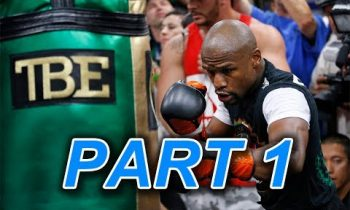 TOP Fighters Heavy Bag Workout (part 1)