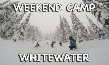 Whitewater – Weekend Camp