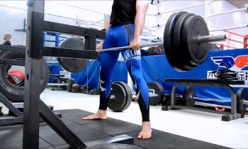 Strength Training for Combat Sports