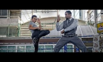 Tony Jaa vs Martyn Ford  – Muay Thai vs Gym   -Who will lose?