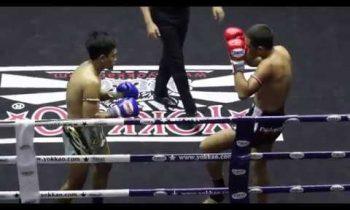 Aleks Priadchenko (Tiger Muay Thai) vs Wangchannoi Sor.Sumet 20/7/18