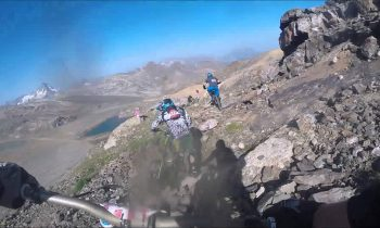 Moutain Of Hell 2015 Final Run go Pro