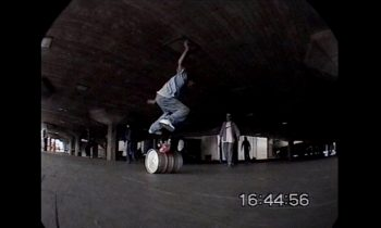 Southbank Minute: Episode 4 – 'Rotations' by Winstan Whitter
