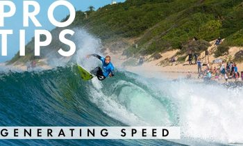 How to Generate Speed with Mick Fanning