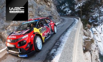 WRC – Rallye Monte-Carlo 2019: Event Highlights Clip
