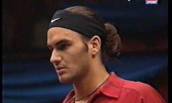 Vienna 2000 R1 – Federer vs Norman