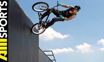 How To Wall Slap, Kyle Baldock, Alli Sports BMX Stepp By Step Trick Tips
