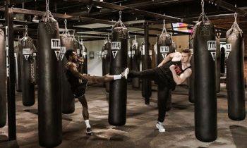 """Training MMA Fighter Delmer """"Deltron"""" Pierce"""