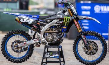 Inside Dylan Ferrandis Monster/Star Racing Yamaha YZ250F – Motocross Action Magazine