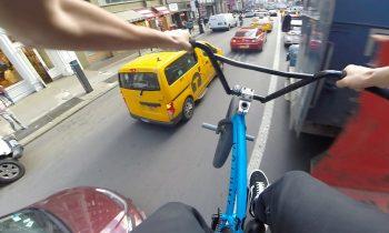 GoPro BMX Bike Riding in NYC 6