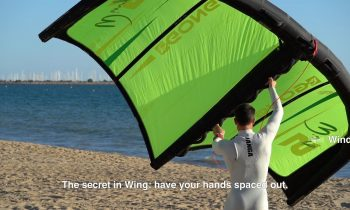 WING: HOW TO HAND POSITION (EN)