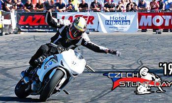 Last CBR1000RR Freestyle Joona Vatanen