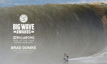 Brad Domke on his Ride of the Year Nominated Wave – WSL Big Wave Awards 2015