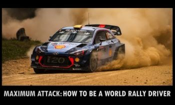 Maximum Attack: How to be a World Rally Driver