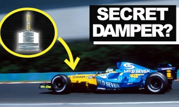 F1's GENIUS Damper Trick Was So Good It Was Banned