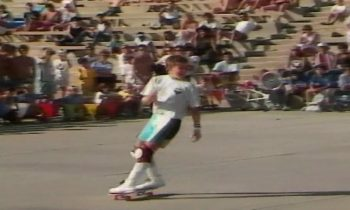Rodney Mullen – Freestyle Contest Oceanside 1986