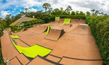 Worlds ULTIMATE Backyard Skateparks!